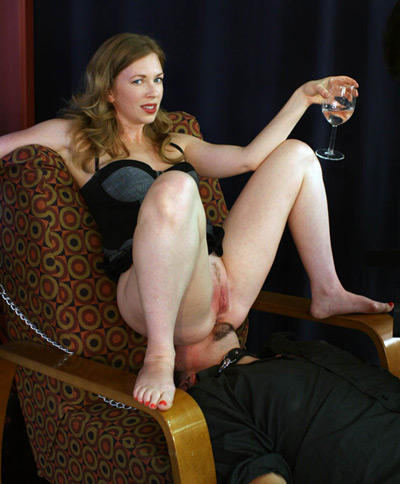 Supreme lifestyle for Mistress T