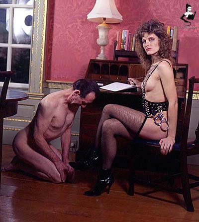 24/7 servitude  beside his Mistress