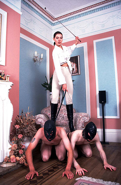 No slaves are wasted under Mistress Chambers