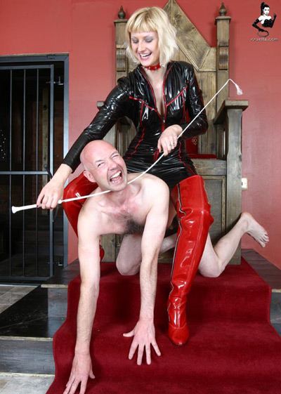 Miss april suffers a huge soapy enema with the bardex - 3 part 1