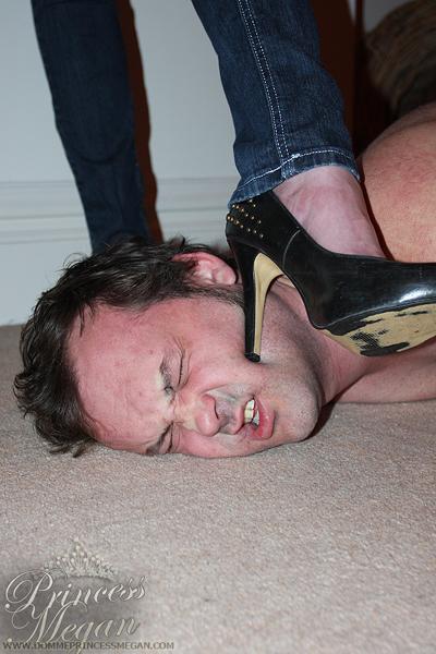 House boy crushed under heels