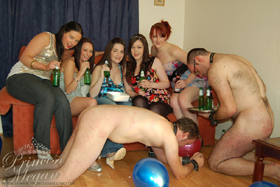 Femdom s ave parties