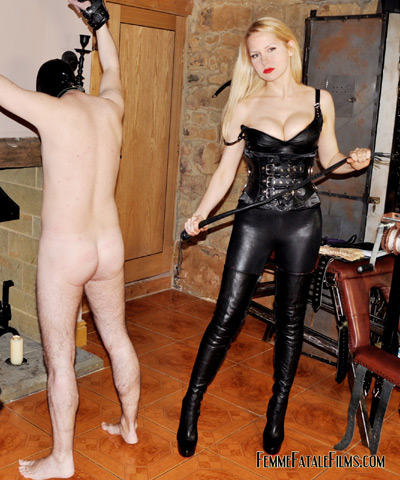 Whip training for Mistress Eleise