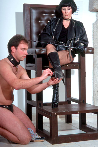 Specially assigned boot cleaner slave