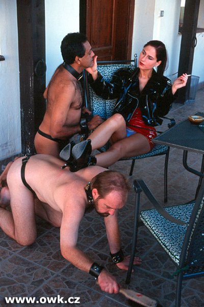 Domestic Discipline by Madame Sarka