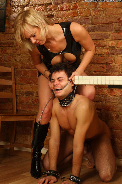 Pony slave must learn to endure