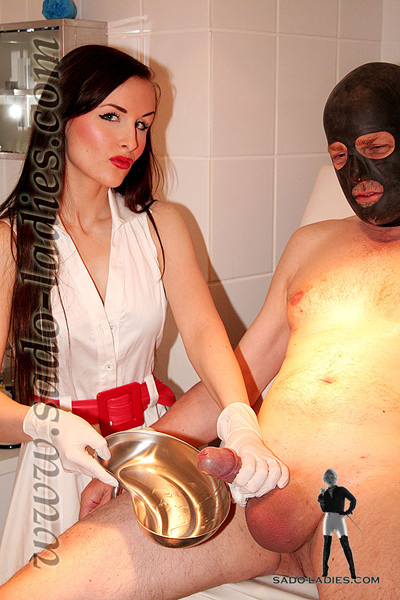 Milking clinic by Mistress Lena