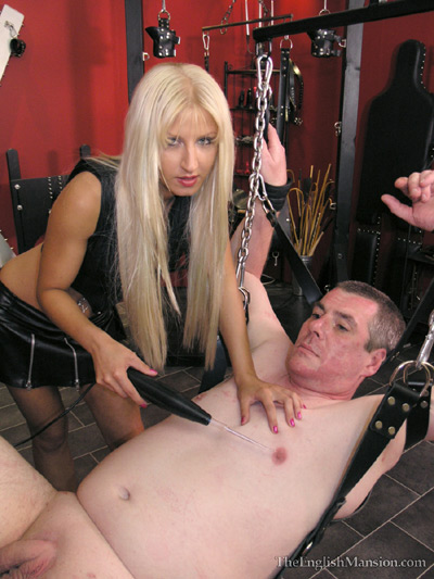 Mistress Vixen and her victim