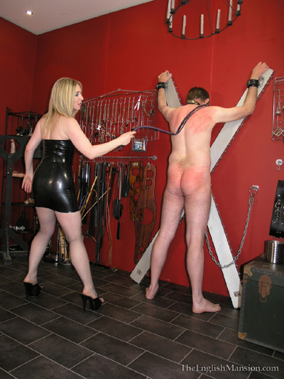 Wife turned into Dominatrix after marriage